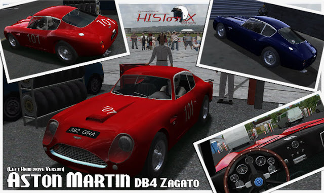 rFactor Mod Historic and touring Cars 1.9 Liberado