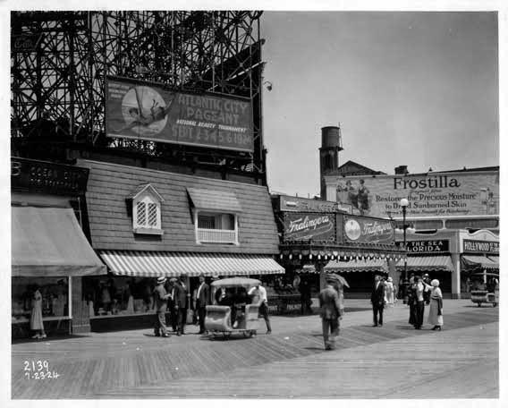 old photos atlantic city 1920
