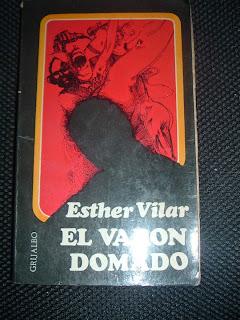 El Varon Domado (Esther Vilar) [Poderoso Conocimiento]