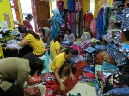 Grosir Baju Pasar Turi Online Surabaya