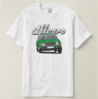 Austin Allegro t-paidat Zazzle