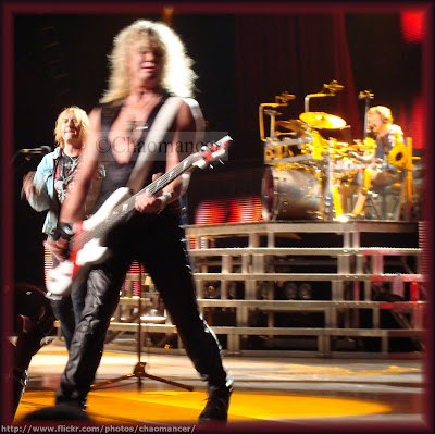 Joe, Sav, and Rick - 2009 - Def Leppard