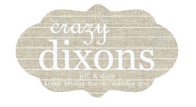 CRAZY DIXONS