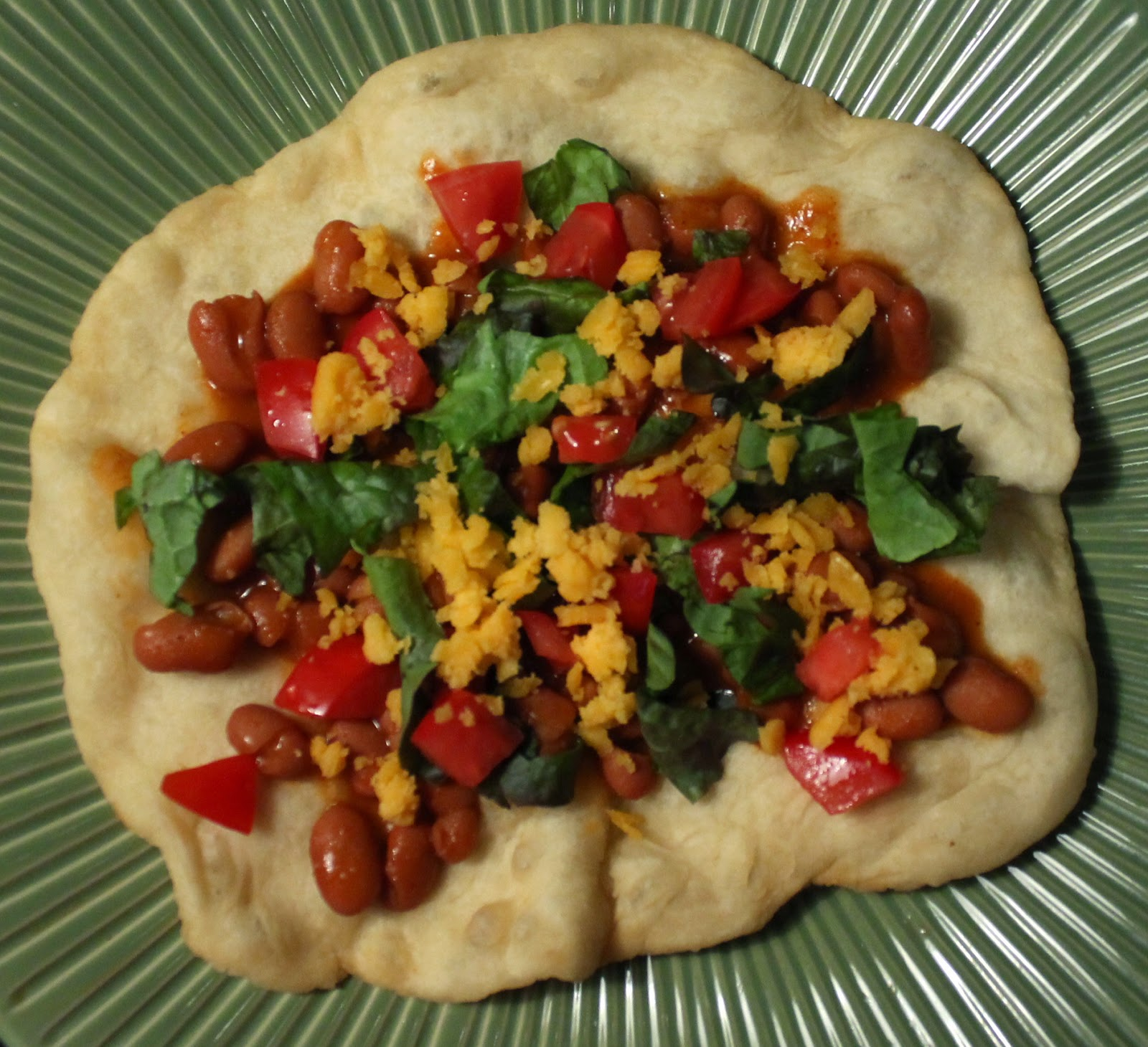The 99 Cent Chef Frybread Taco Recipe