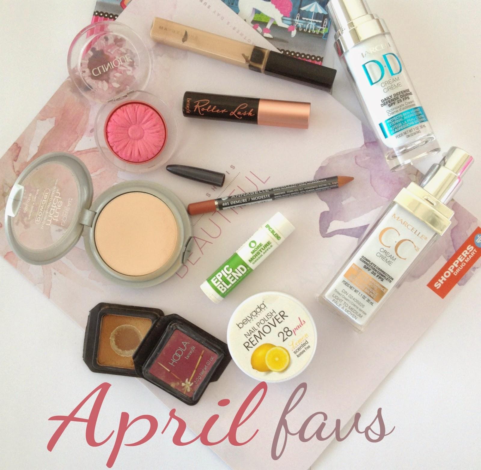 April Favs