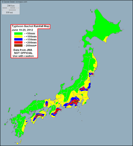 Japan Climate Map Ferenheight Exploring Mars
