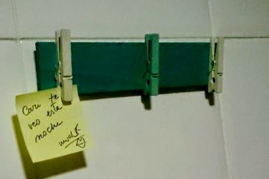 Hecho en casa de julia percheros hechos con palets - Trabajar con palets ...