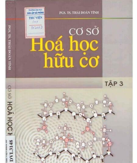 Sách Cơ sở hóa học hữu cơ tập 3