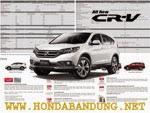 Fitur Spesifikasi Mobil All New Honda CRV