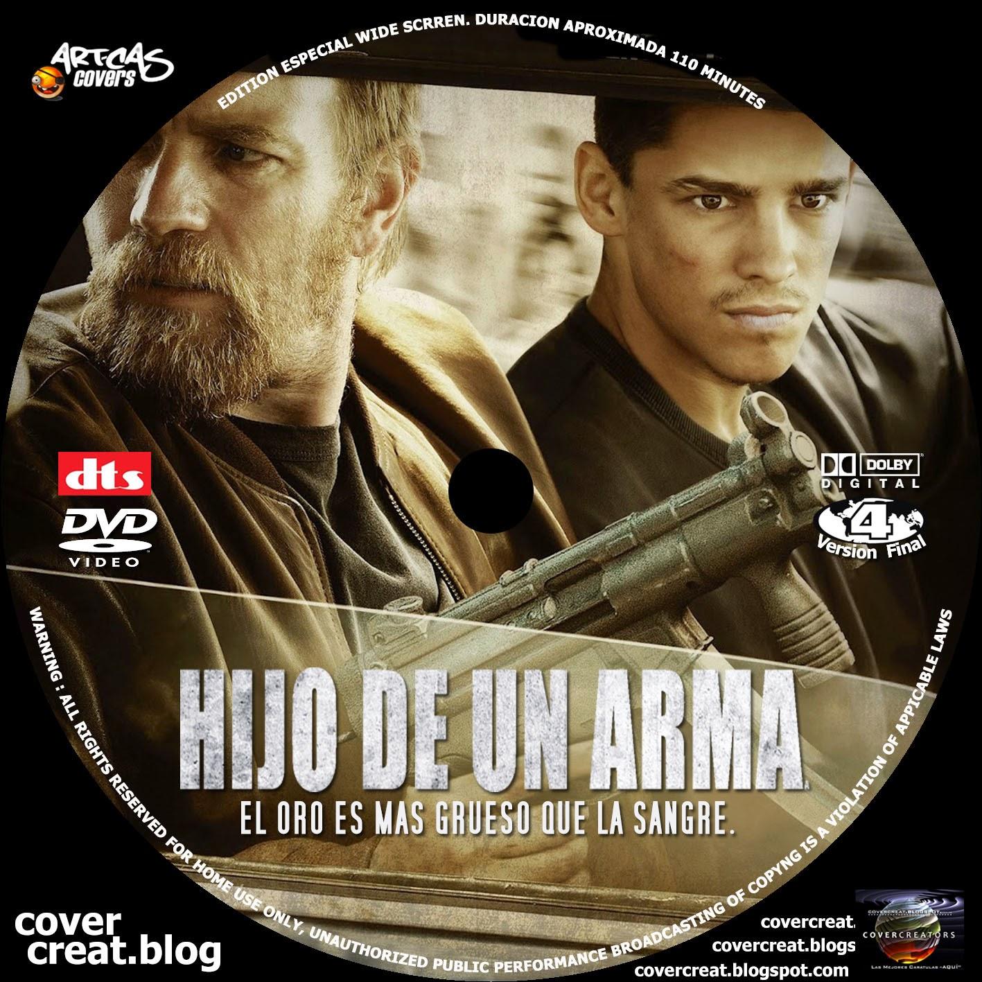 CD COVERCREATORS: SON OF A GUN DVD