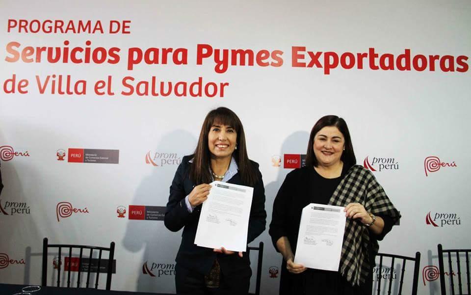 Dhl firma convenio con mincetur que beneficiar a a pymes for Oficinas dhl peru