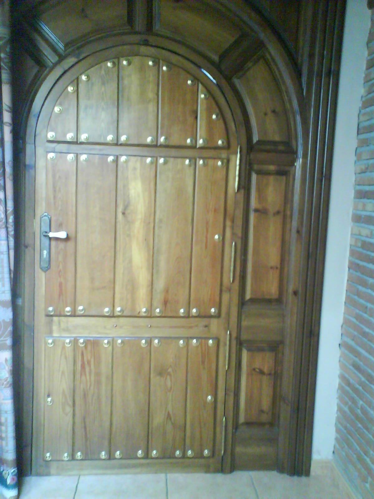 Puertas entrada principal for Puertas para entrada principal