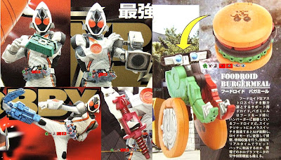 Kamen Rider Fourze Episode Update!