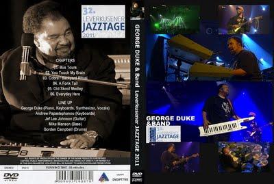 Breviant Music Collection George Duke Band Leverkusener