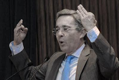 Uribe Vélez al senado
