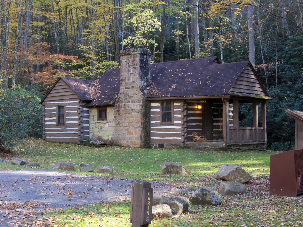 country rentals new virginia fall river road gorge cabins exterior cabin west