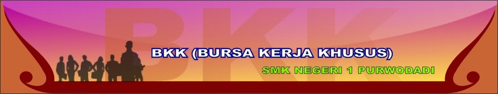 Bursa Kerja SMK N 1 Purwodadi