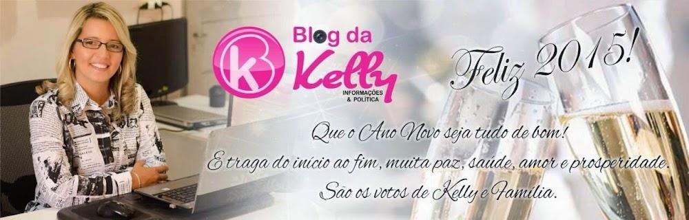Blog da  Kelly