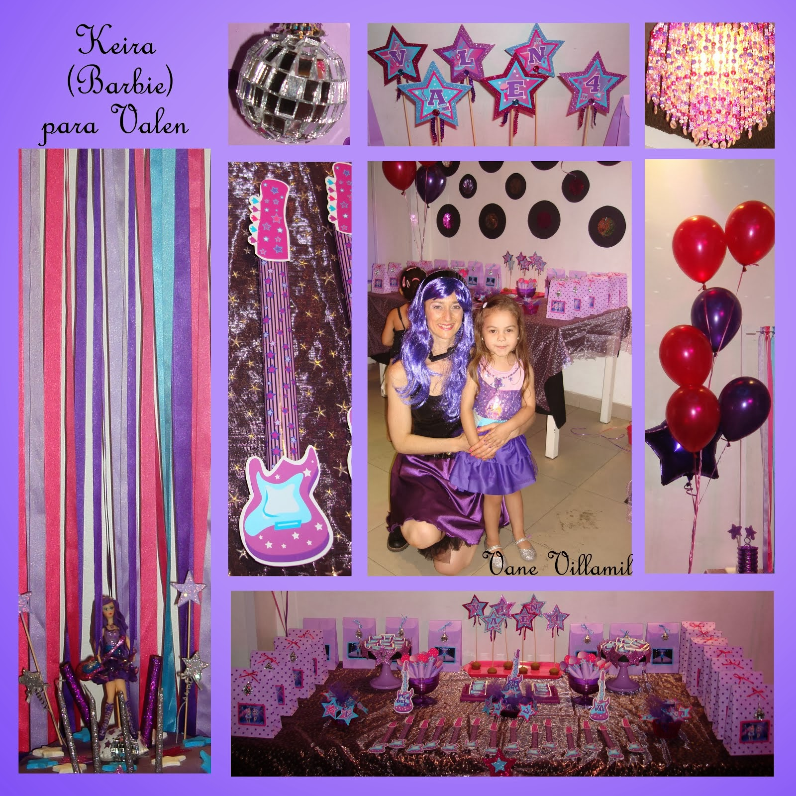 Cumple Keira (Barbie)