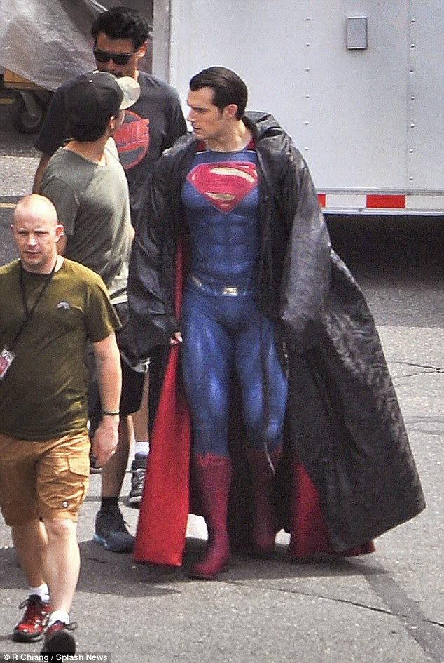 Additional costumes are also needed to fit the proportions and inidual movements of all the specialized stunt doubles. Mockingbird currently has three ...  sc 1 st  Henry Cavill News & Henry Cavill News: Designer Calls u0027Man of Steelu0027 Suit: