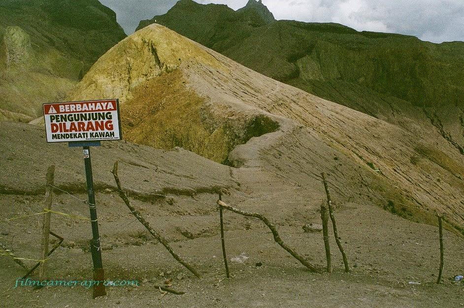 Kelud Volcano