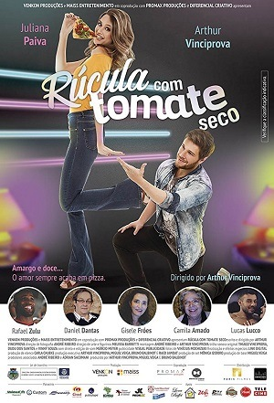 Rúcula com Tomate Seco Torrent Download