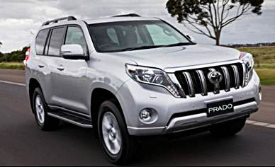 2016 Toyota Prado Philippines