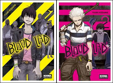 Blood Lad #1 y #2