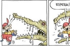 Gilmar: Espera!! / Wait a sec!