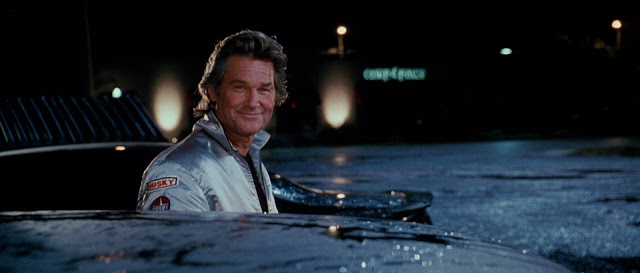 Kurt Russell smile Death Proof