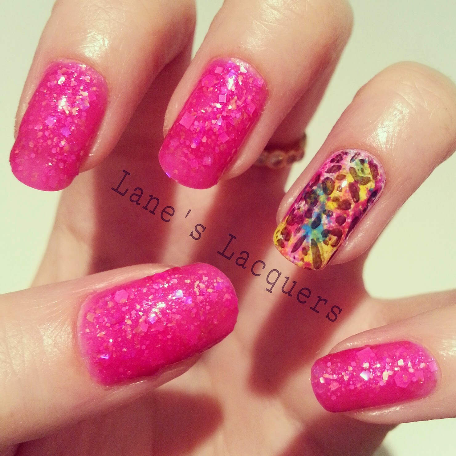 hare-polish-for-the-love-of-lisa-frank-nail-art