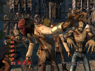 House of the Dead 3 PlayStation review