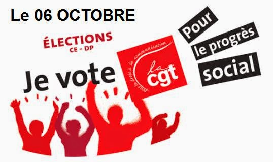 Elections professionnelles Chimie