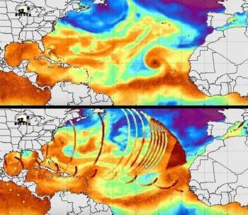 Χθες η Γη χτυπήθηκε από κύμα μικροκυμάτων – Δείτε τις περιοχές που χτύπησε – Ήταν τεχνητό το κύμα;