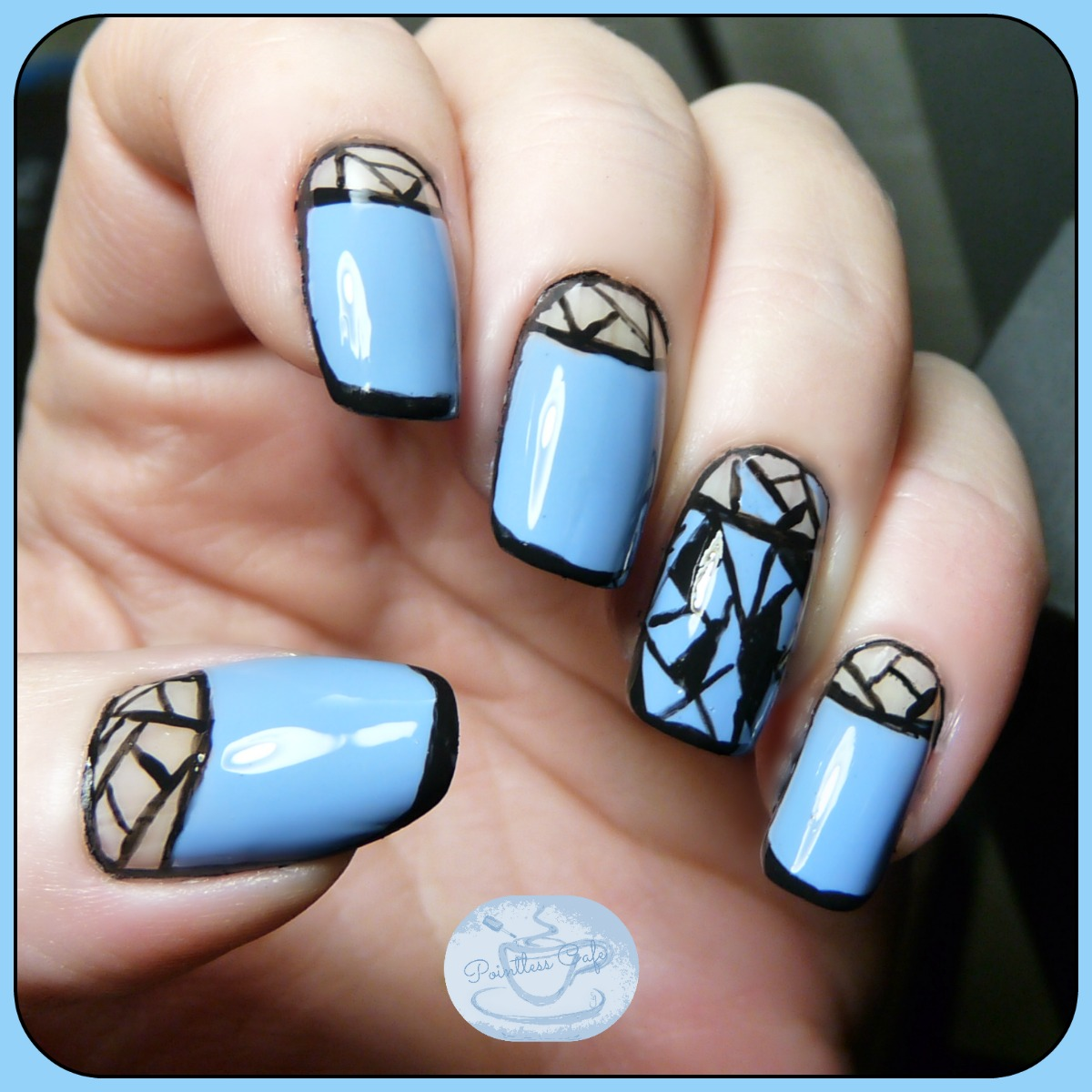 13 Days of January Nail Art Challenge:Something You\'ve Never Tried ...