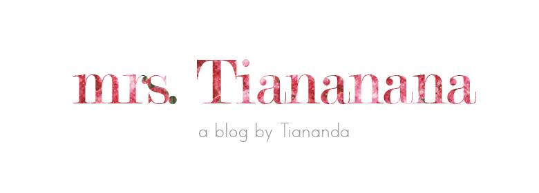 mrs. Tiananana
