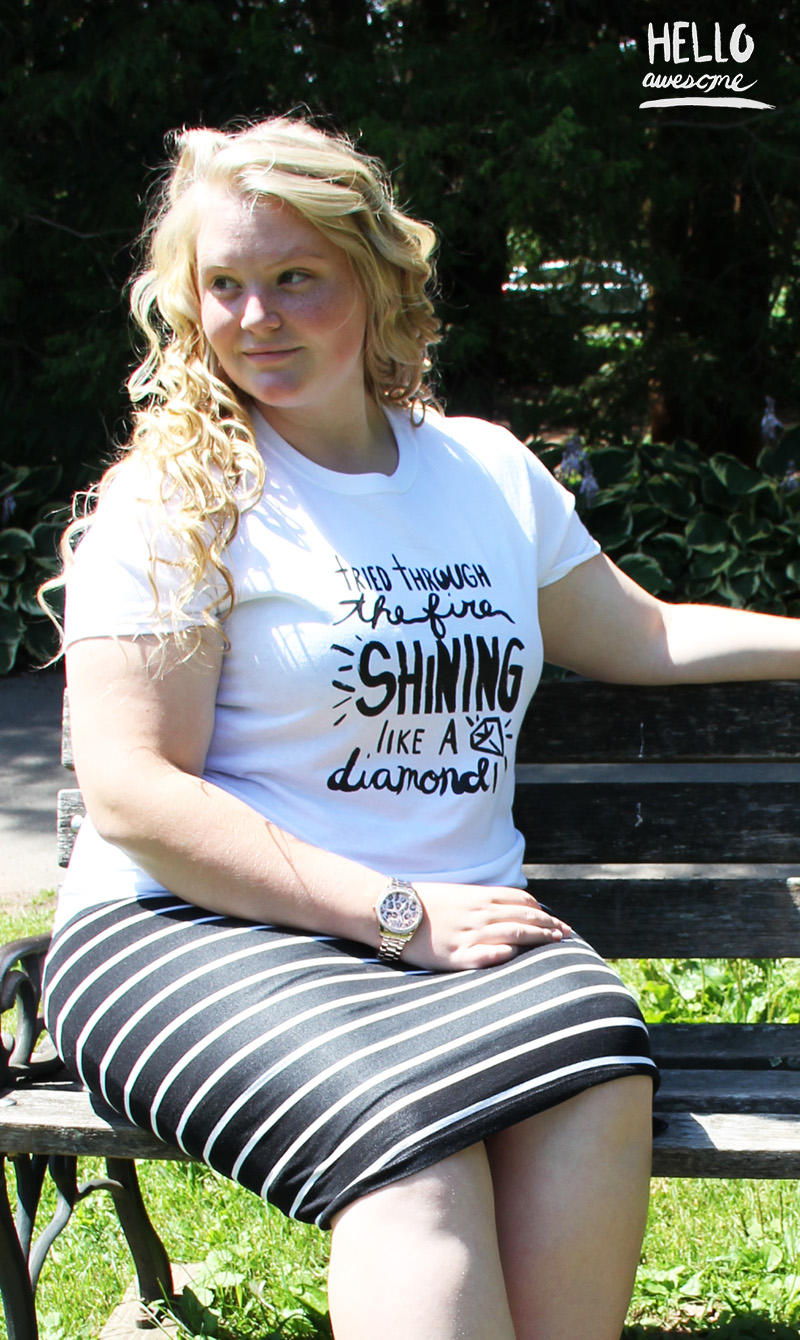 http://www.helloawesomeshop.com/products/5759230-shining-like-a-diamond-ladies-graphic-tee