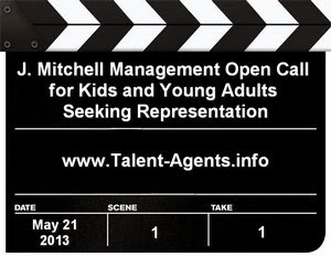 JMM Talent New York Open Call