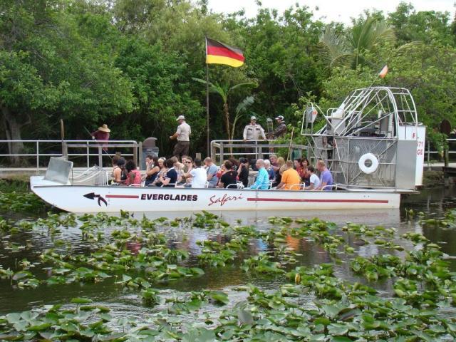 Everglades National Park Miami Florida