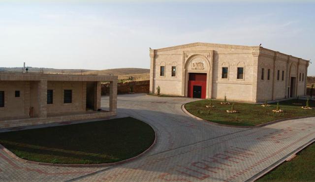 Shiluh, Süryani Şarabı imalathanesi