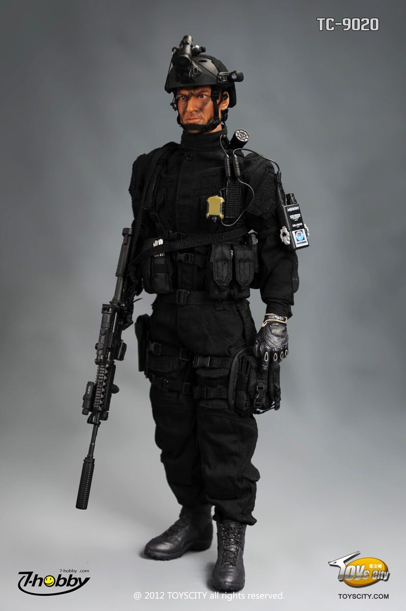 Onesixthscalepictures toys city us navy seal sdvt 1 combat diver latest product news for 1 6 - Navy seal dive gear ...