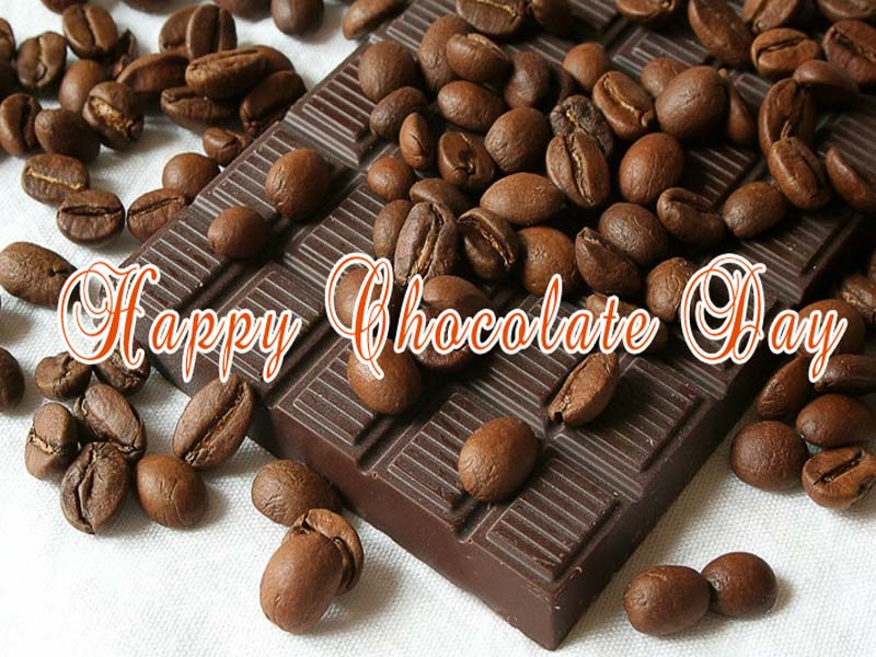Happy Chocolate Day Whatsapp Wishes, SMS & Quotes, Images