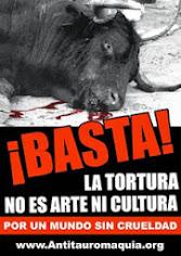 NO AL TOREO!!!