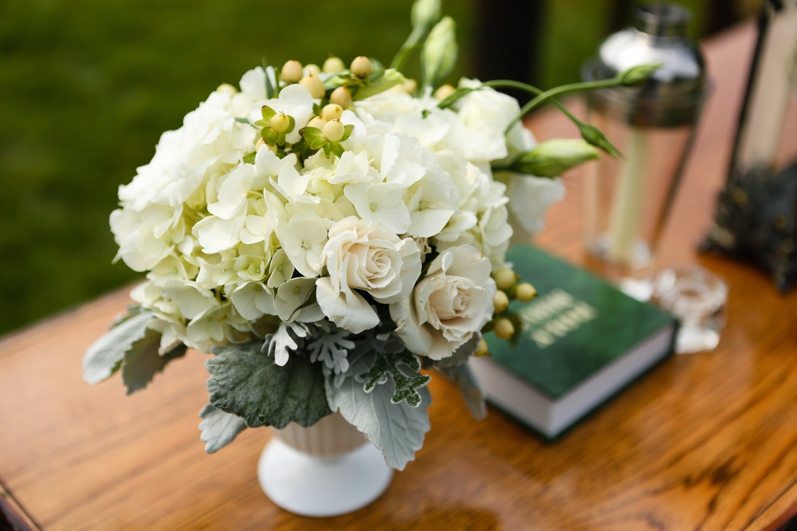 Lake Placid Wedding - The Whiteface Lodge Wedding - Ceremony Arrangement - Upstate NY Wedding - Splendid Stems Floral Designs