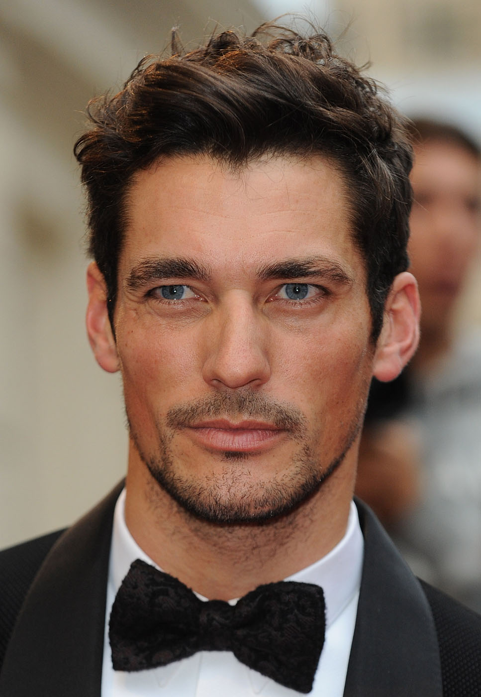 David Gandy Attends Th...