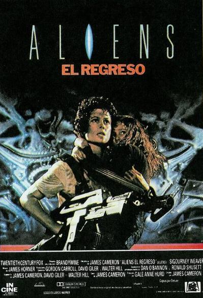 Alien II (El Regreso) (1986)