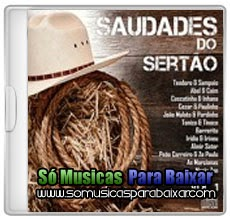 musicas%2Bpara%2Bbaixar CD Saudades do Sertão Vol.1 (2014)