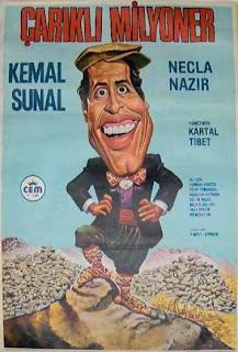 Kemal Sunal Filmleri - Çarıklı Milyoner