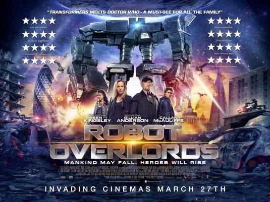 Phim Đế Chế Robot