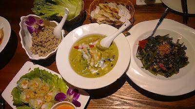 【食】易揾位美味午餐*灣仔 新泰東南亞餐廳